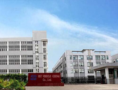 Production equipment of Jining BST Machinery Axle Factory
