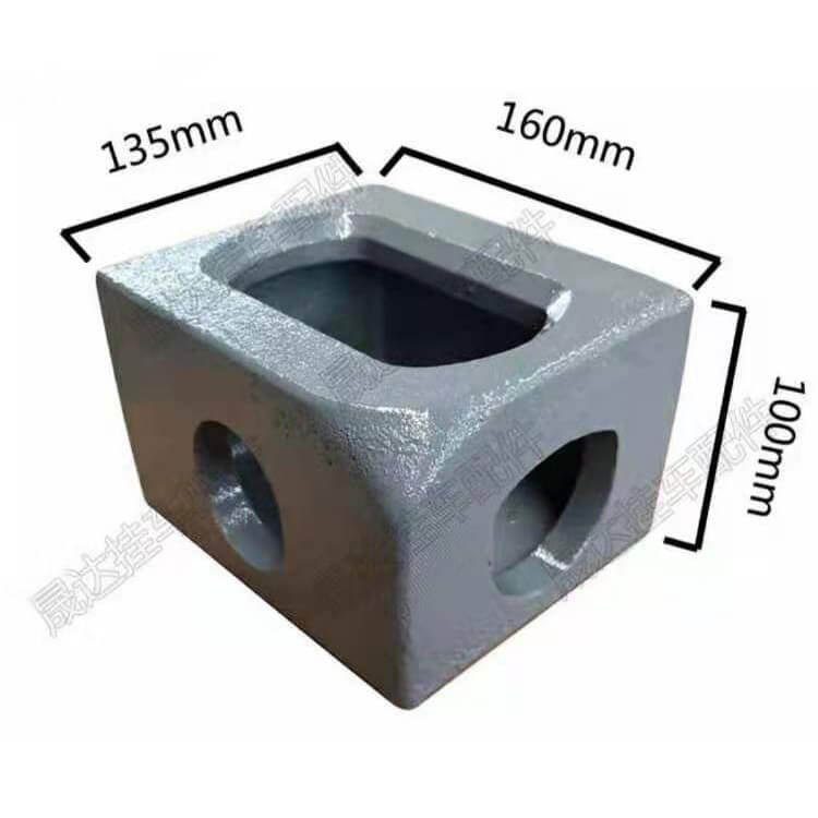 Container casting corner fitting