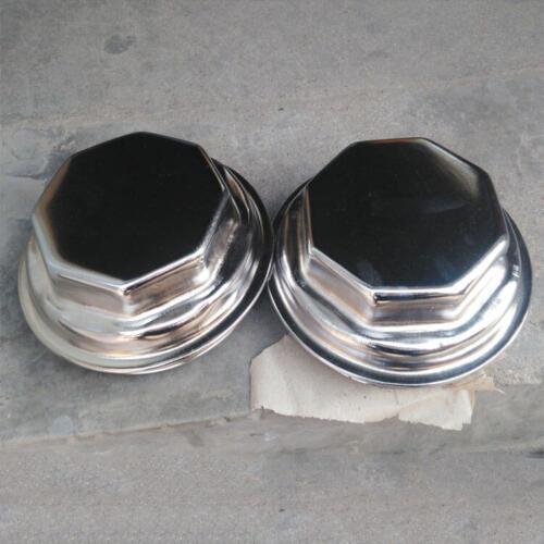 Axle nut chromed