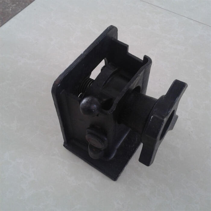 German type twist lock