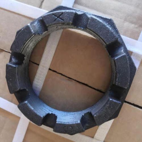 Axle lock nut