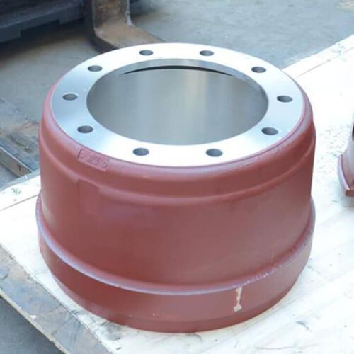 BPW brake drum