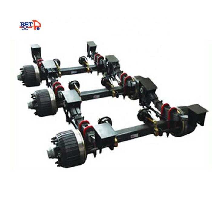 3 Axle Suspension